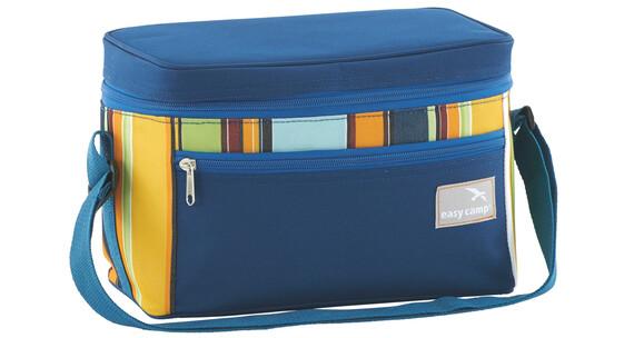 Easy Camp Stripe Koelbox S blauw/bont